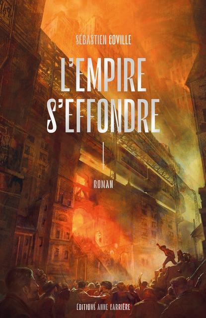 L'Empire s'effondre